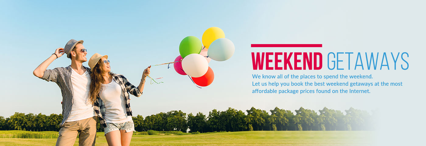 Affordable weekend getaways get away weekend for Get away for the weekend