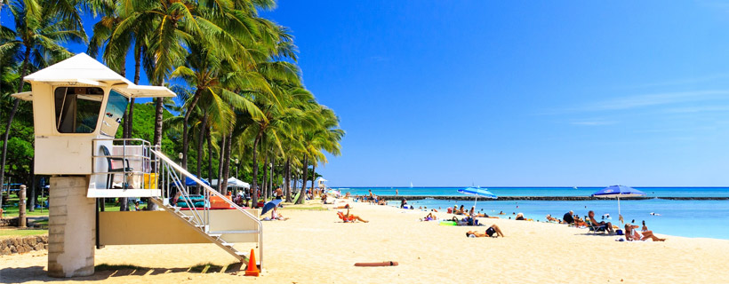 Hawaii Beach Vacations