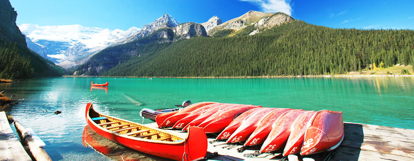 Cheap Canadian Rockies Tours