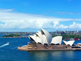 13 Nights 14 Days Australia and New Zealand Vacation BookOtrip