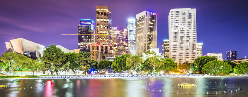 los angeles vacations