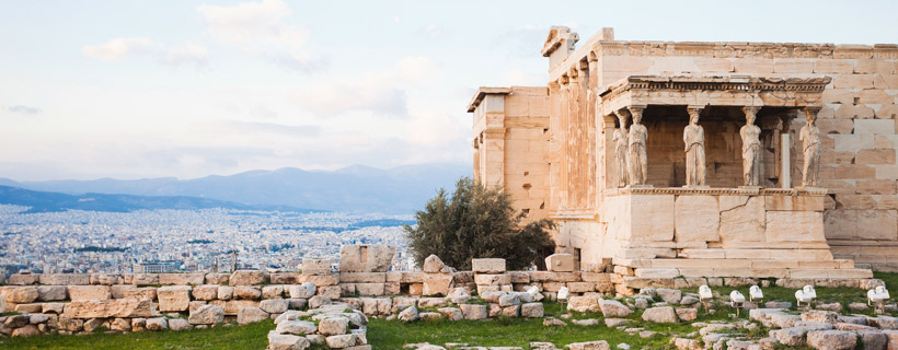 Athens and Greek Islands Vacation