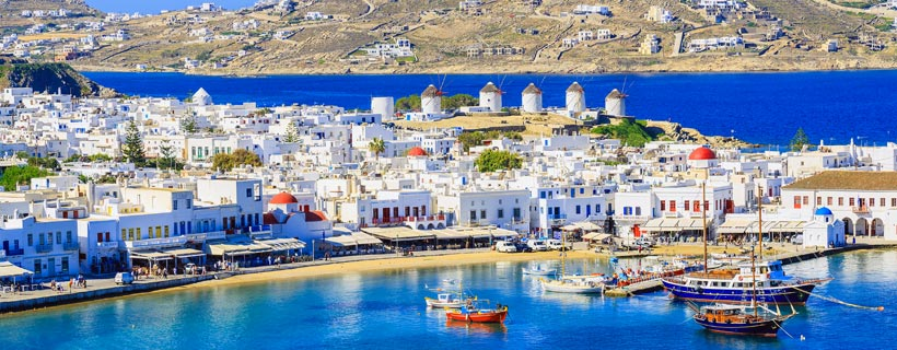 Vacation Packages to Greece