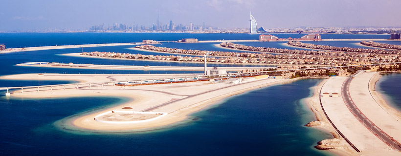 3 Nights 4 Days Sparkling Dubai Vacation Tour Packages