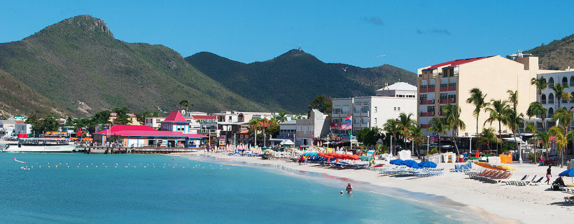 St Marteen Vacation Package