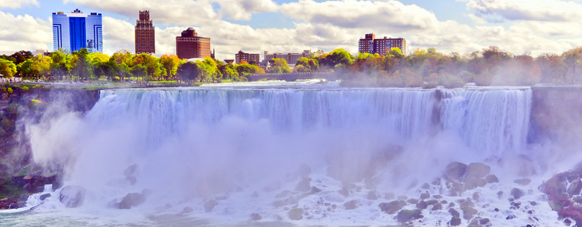 new york city tours with niagara falls
