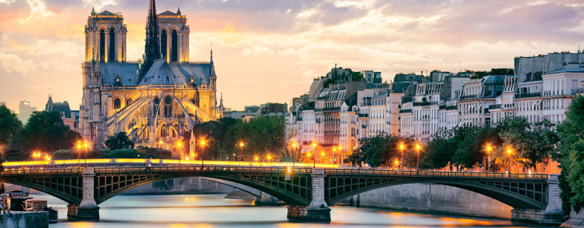 Cheap Paris Vacation Packages