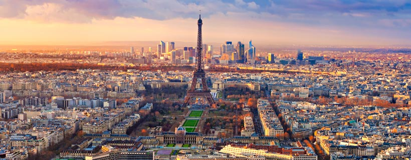 Paris Tourism Packages