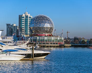 Vancouver Vacation Package BookOtrip