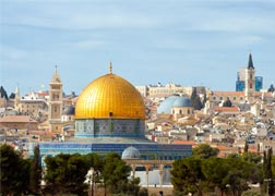 Israel Holy Land Vacation Package
