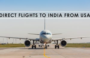 Direct flights to India from USA