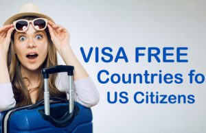 Visa Free Countries for US Citizens