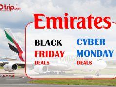 Emirates Black Friday Deals 2019
