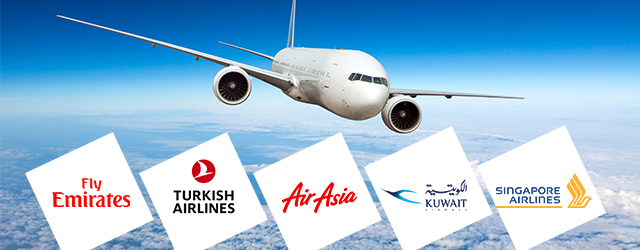different airlines Tips For Finding Cheap Flight Tickets To India