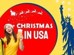 Christmas Markets and Christmas in USA
