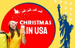 Christmas Markets and Christmas in USA
