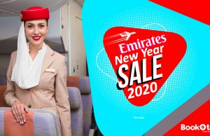 Emirates New Year Sale