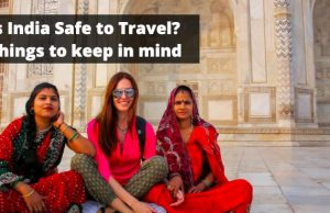 Is India Safe To Travel
