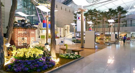 Incheon International Airport Top 10 Airports in the world