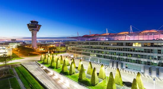 Munich International Airport Top 10 Airports in the world