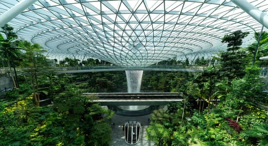 Singapore Changi International Airport Top 10 Airports in the world